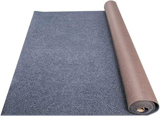 Happybuy Blue Marine Carpet 6x36ft Marine Carpeting Marine Grade Carpet For Boats With Waterproof Back Outdoor Rug For In 2020 Porch Rug Area Rug Runners Outdoor Rugs