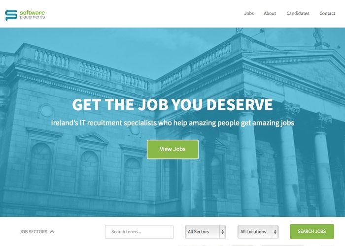 Software Placements Awwwards List Of Jobs Website Design