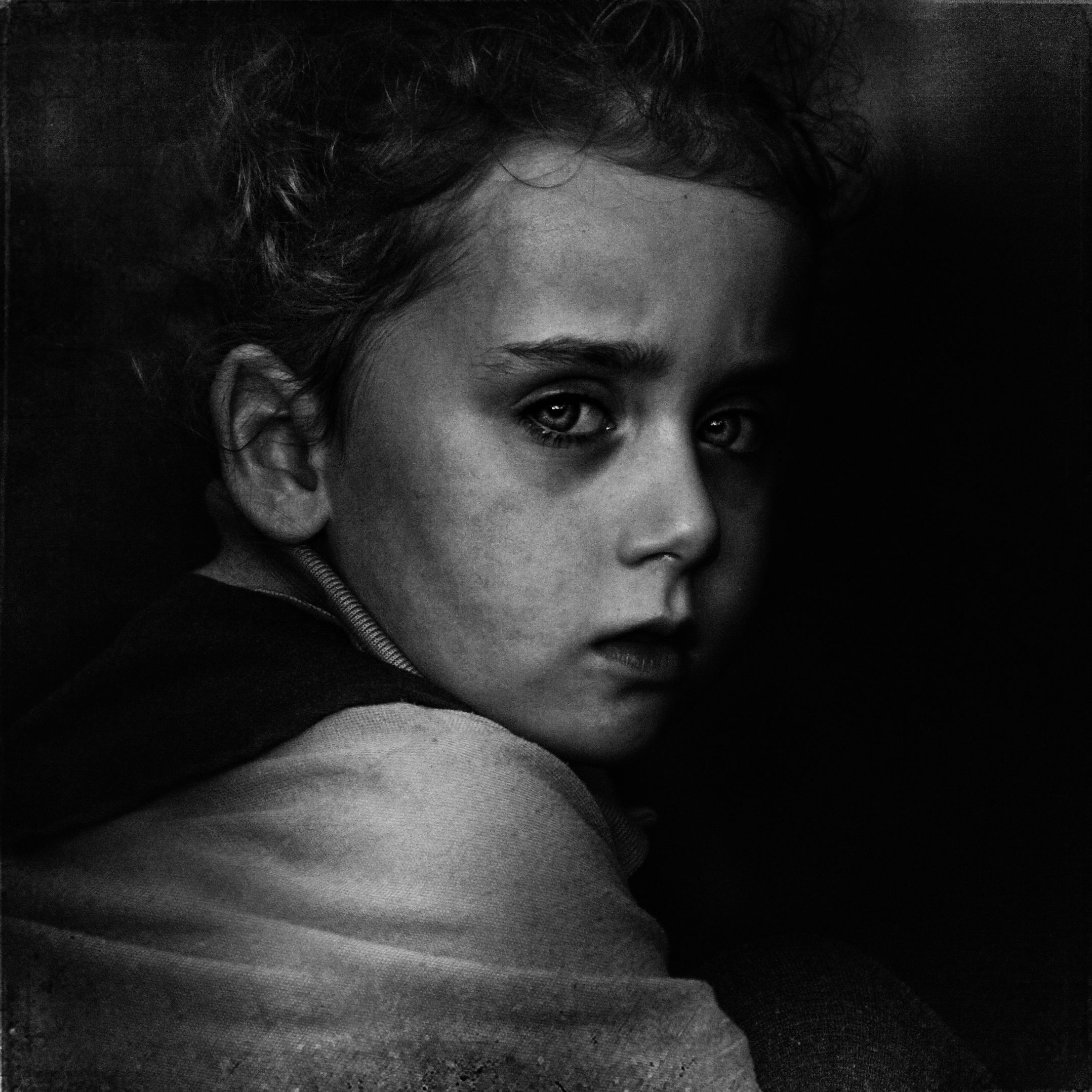 Homeless People Portraits Photography By Lee Jeffries: From Lee Jeffries' Portraits Of The Homeless.