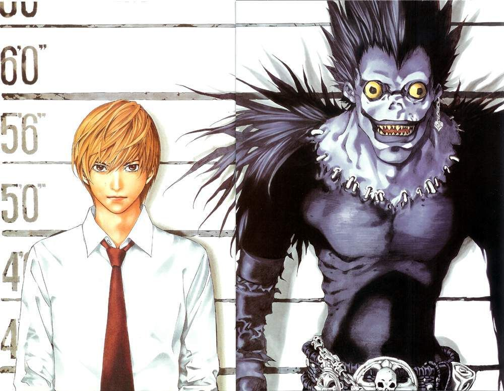 Death Note Death note Pinterest Death note - death note