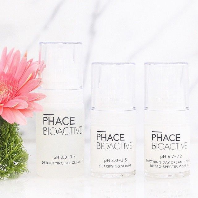 I always recommend PHACE BIOACTIVE's Clear Face Kit to first time users. Available now at SAKS.COM. #thephacelife #ph #phbalance #beauty #clearskin #healthyskin #pure #glow #antiaging #selflove #detox #mindfulness #lifestyle #pure #nontoxic #natural #skin #skincare #thisworks #saks