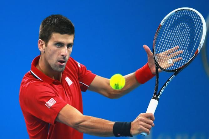 Novak Djokovic Wants Kukushkin To Play His Best Wins In Three Sets In Shanghai Atp Tennis Novak Djokovic Tennis