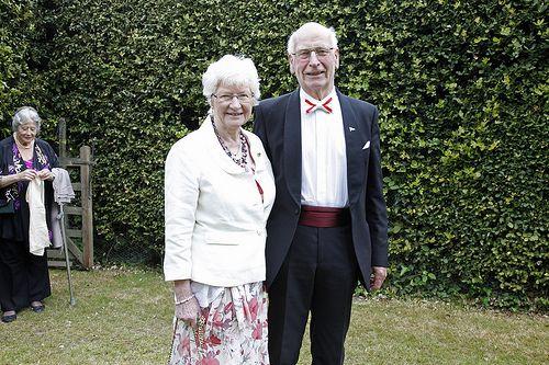 Mary and David Bevan-Thomas