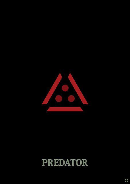 Predator Countdown Symbols Movie T Shirt Retro Horror AVP Predators Retro