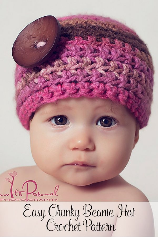 Crochet Pattern This Fantastic Crochet Hat Pattern Is Super Easy