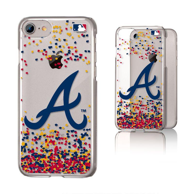Atlanta braves galaxy iphone 66s78 confetti design