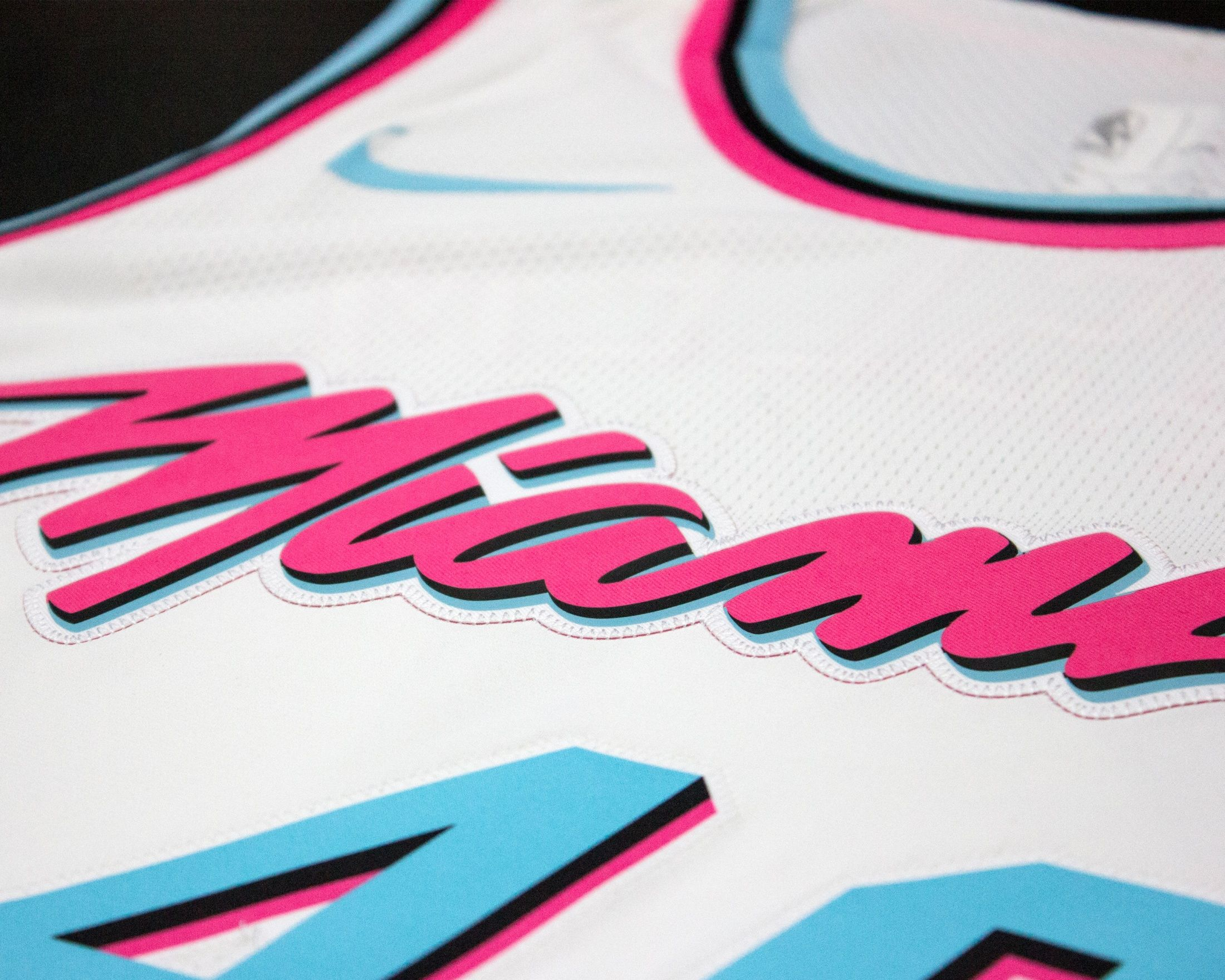 Thumbnail For Miami Heat Vice Uniform Miami Heat Miami Brand Colors