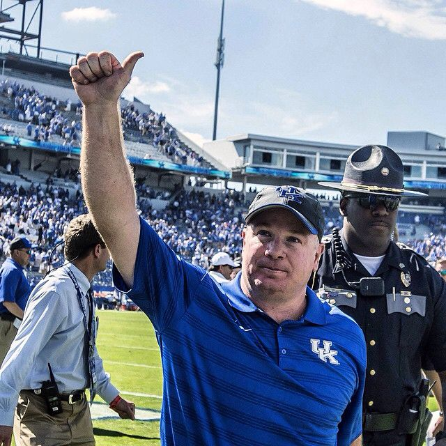 Mark Stoops post game v Vandy 9/27/14 (With images) | Big ...