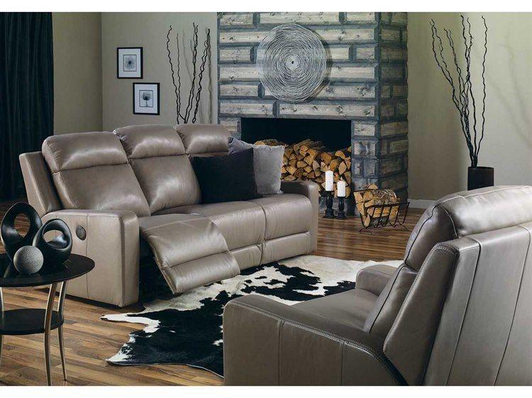 Palliser Furniture Leather Reclining Sofa Modern Sofa Living Room Reclining Sofa