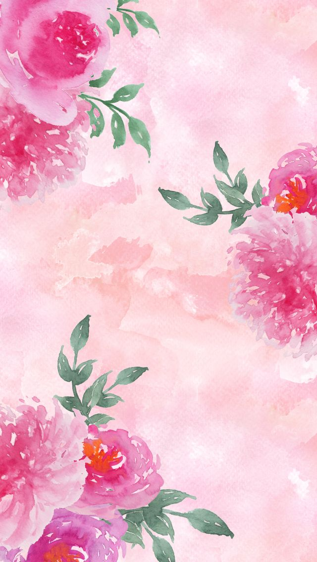 Pin By Maddie Willer On Fun Prints Watercolor Wallpaper Iphone