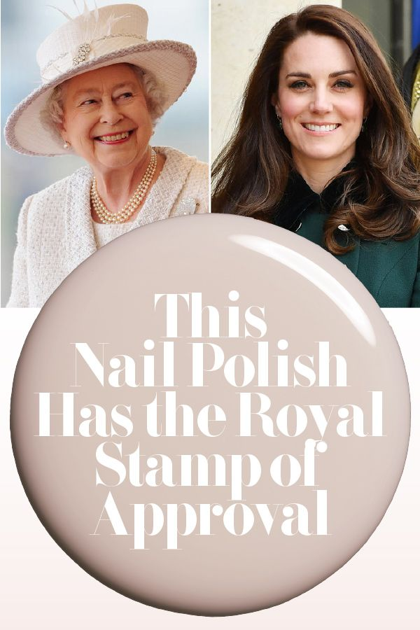 Kate Middleton And Queen Elizabeth Are Obsessed With This 9 Nail Polish