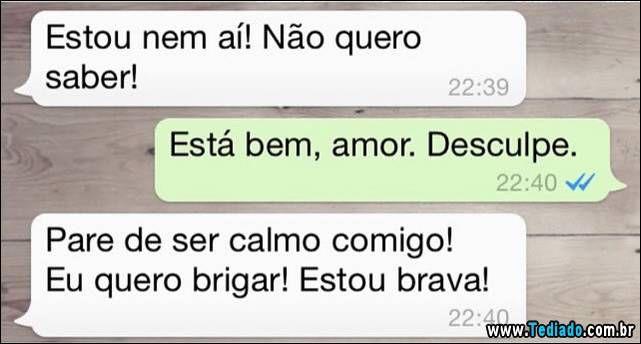 Imagem Para Grupo De Amigos No Whatsapp: 25 Conversa De Whatsapp Engraçadas