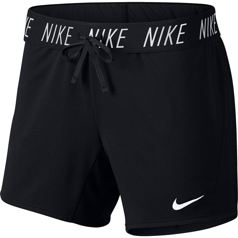 Nike Femme Attack Dry Short de Sport: : Sports et