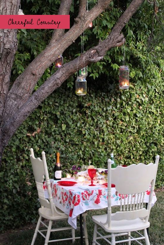 outdoors #styling #party #decor