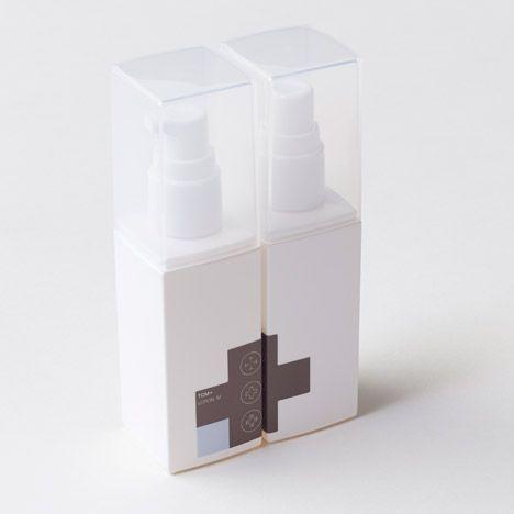 Nendo designs brand identity for skincare based on Chinese medicine.