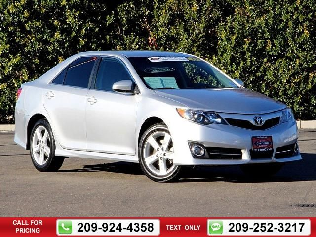 2012 Toyota Camry SE 4D Sedan 34k miles Call for Price 34912 miles 209-924-4358 Transmission: Automatic  #Toyota #Camry #used #cars #TracyToyota #Tracy #CA #tapcars