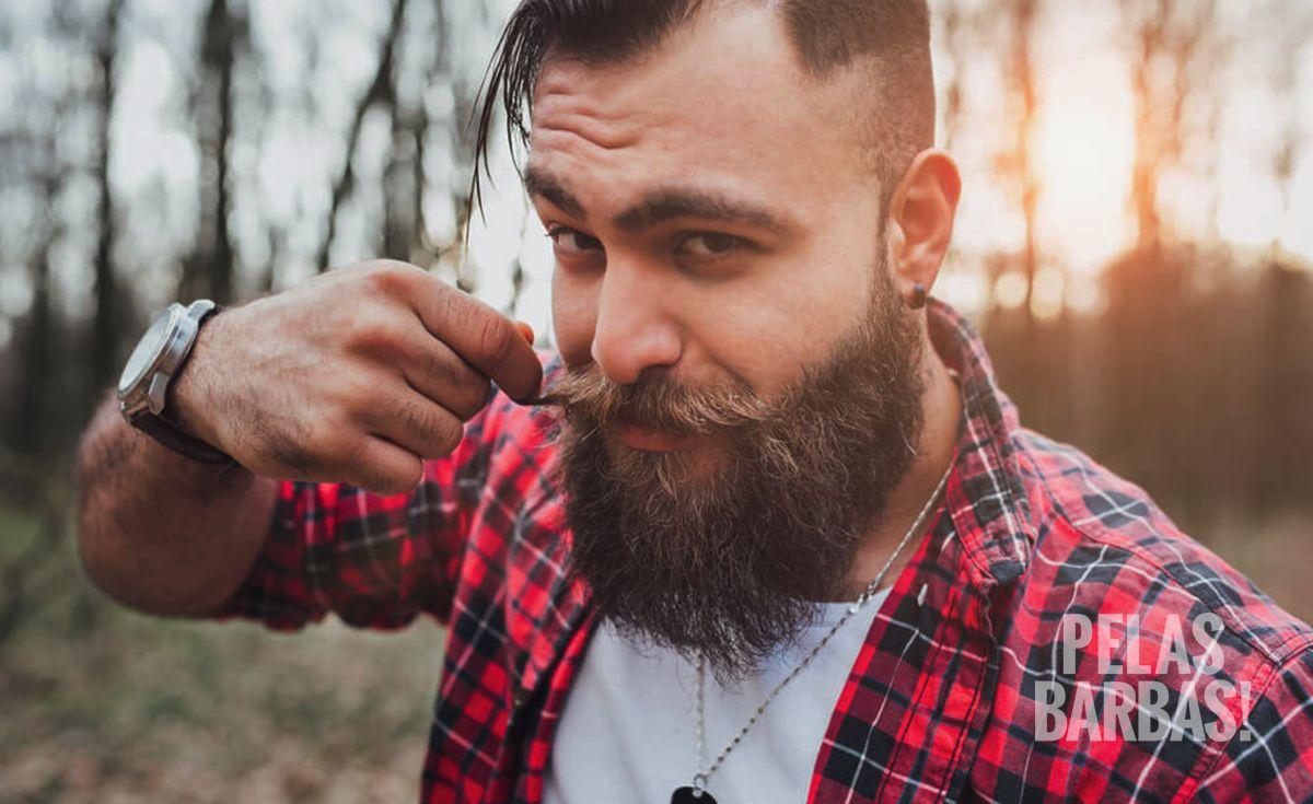 A falta de cuidados com a barba pode detonar a sua aparência.