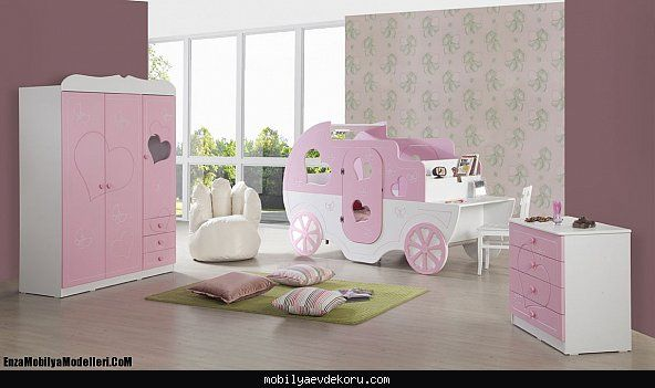 Bebek odası istanbul 2016 – www.mobilyaevdeko… Genç odası