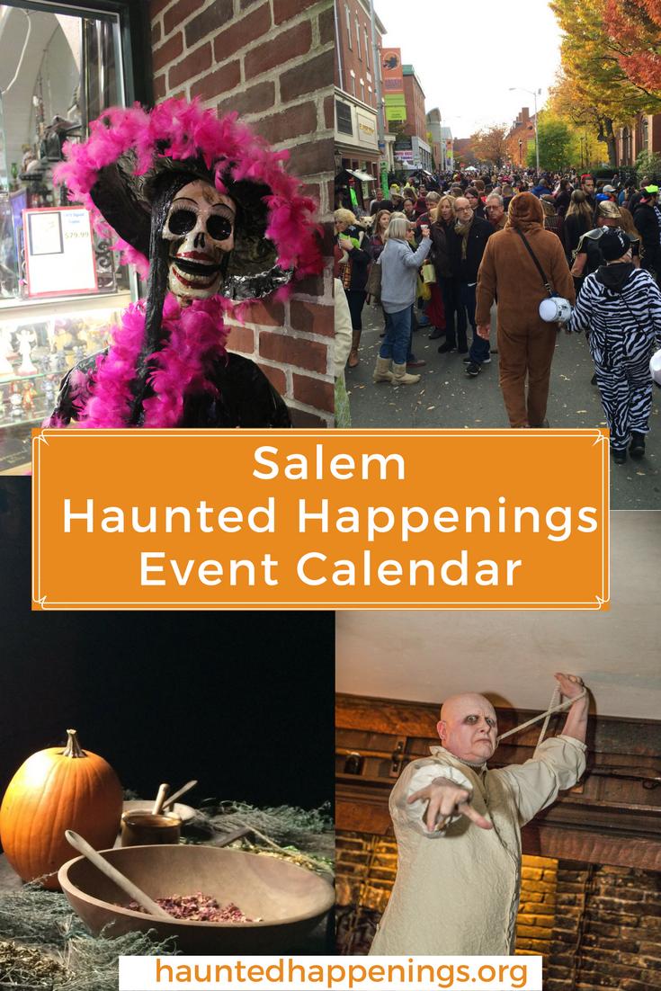 Pin by Melanie on Salem Haunted happenings, Halloween