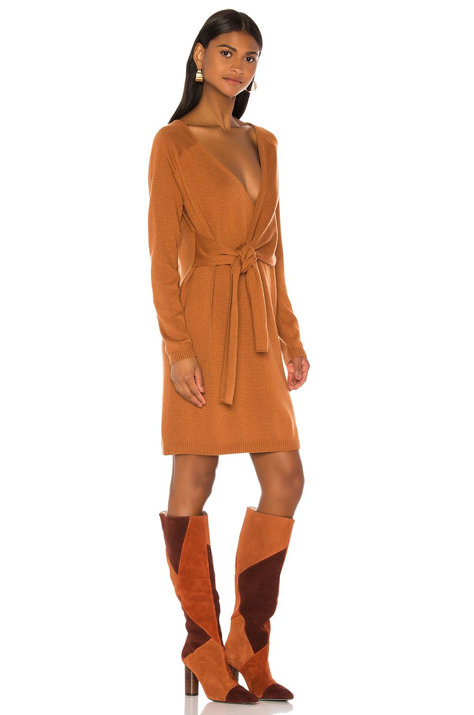 Song Of Style Sammy Wrap Dress In Tan Sponsored Spon Sammy Tan Dress Style Brown Wrap Dress Song Of Style Wrap Dress [ 1450 x 960 Pixel ]