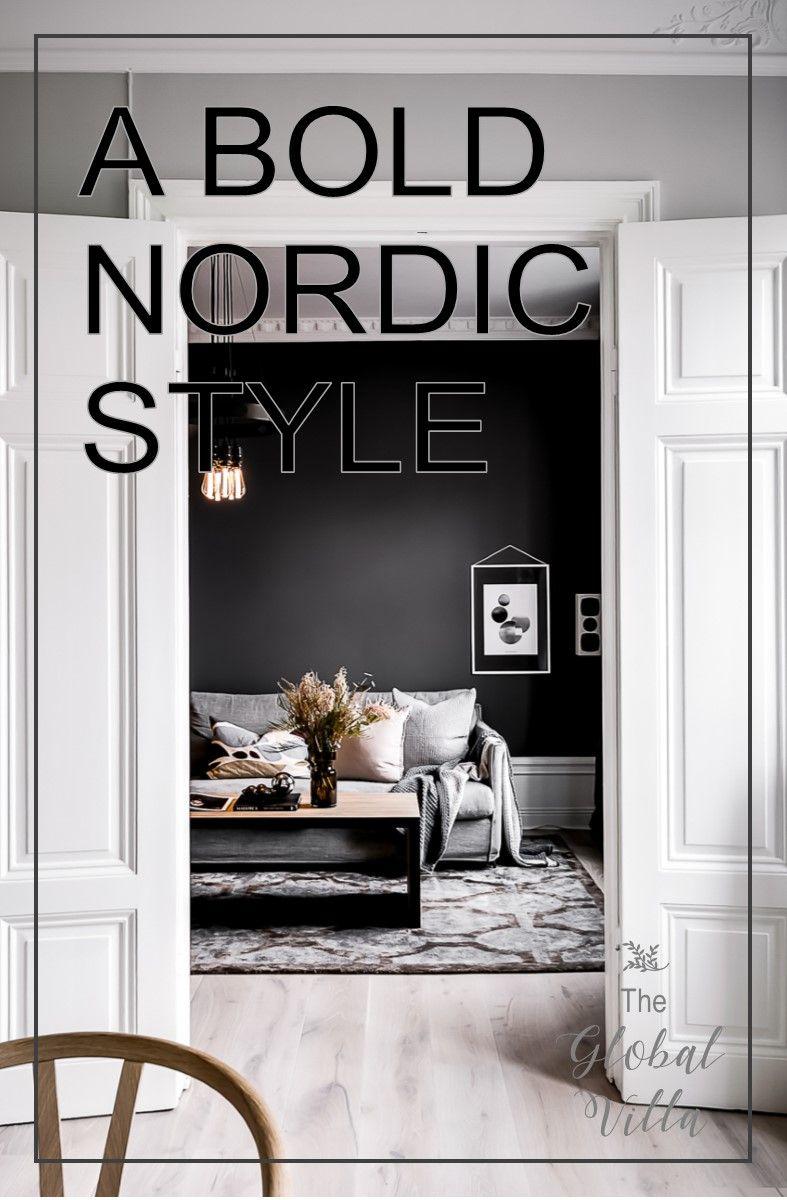A Bold Nordic Style Modern Scandinavian Interior Nordic Style Scandinavian Interior