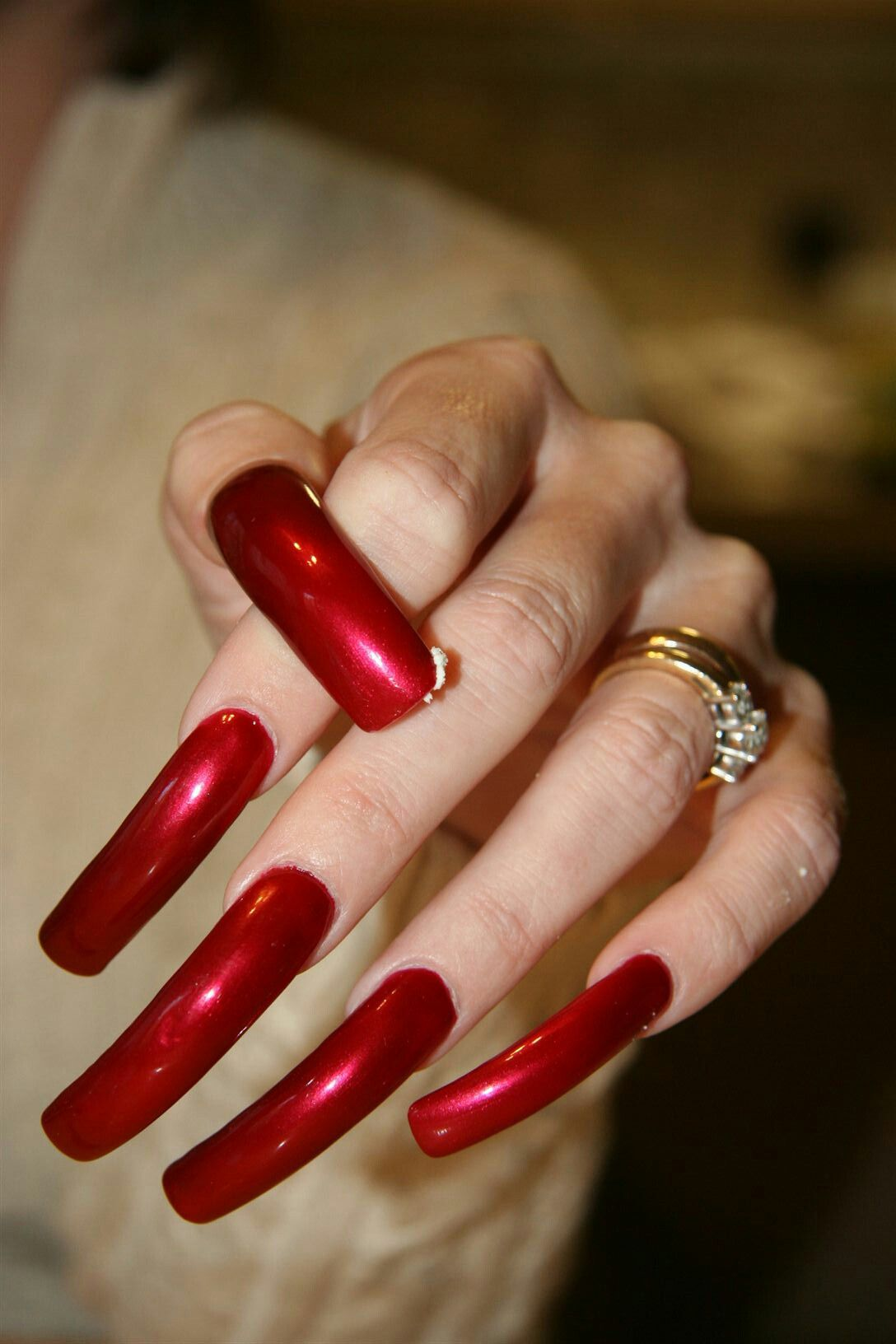 fingernails sexy