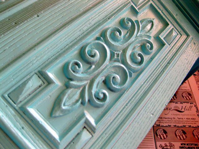 DIY Glazing and Antiquing Furniture Tutorial   Diy ...