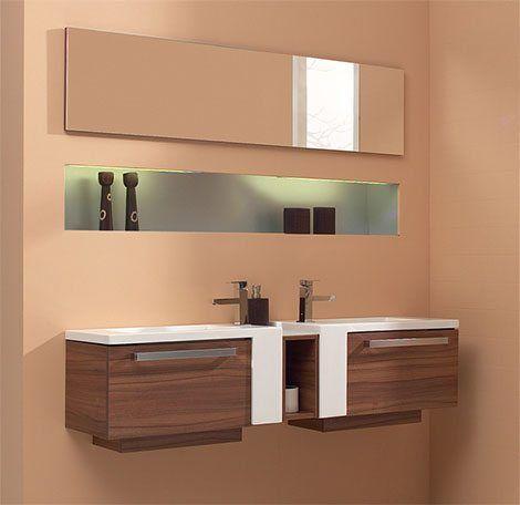 Bathroom Vanities Long Island | Disenos de unas, Casas