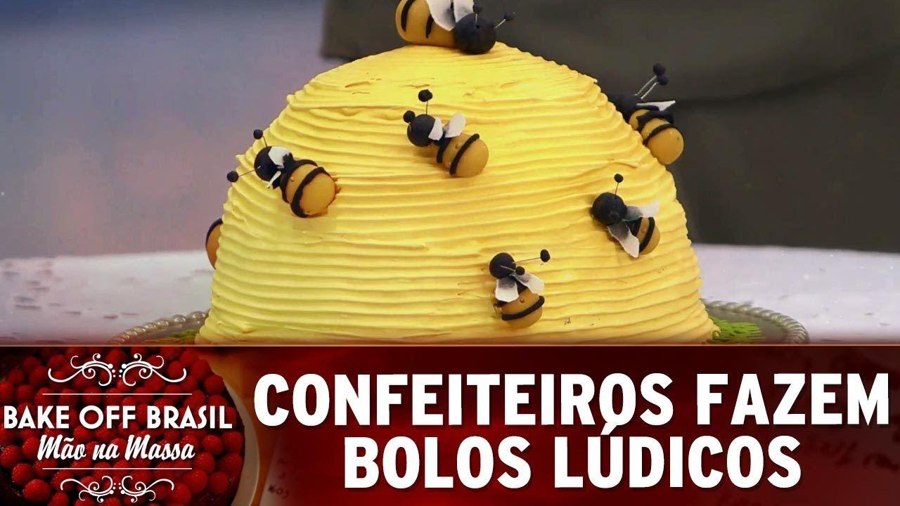 Bake Off Brasil 02 07 16 Confeiteiros Tem De Fazer Um Bolo