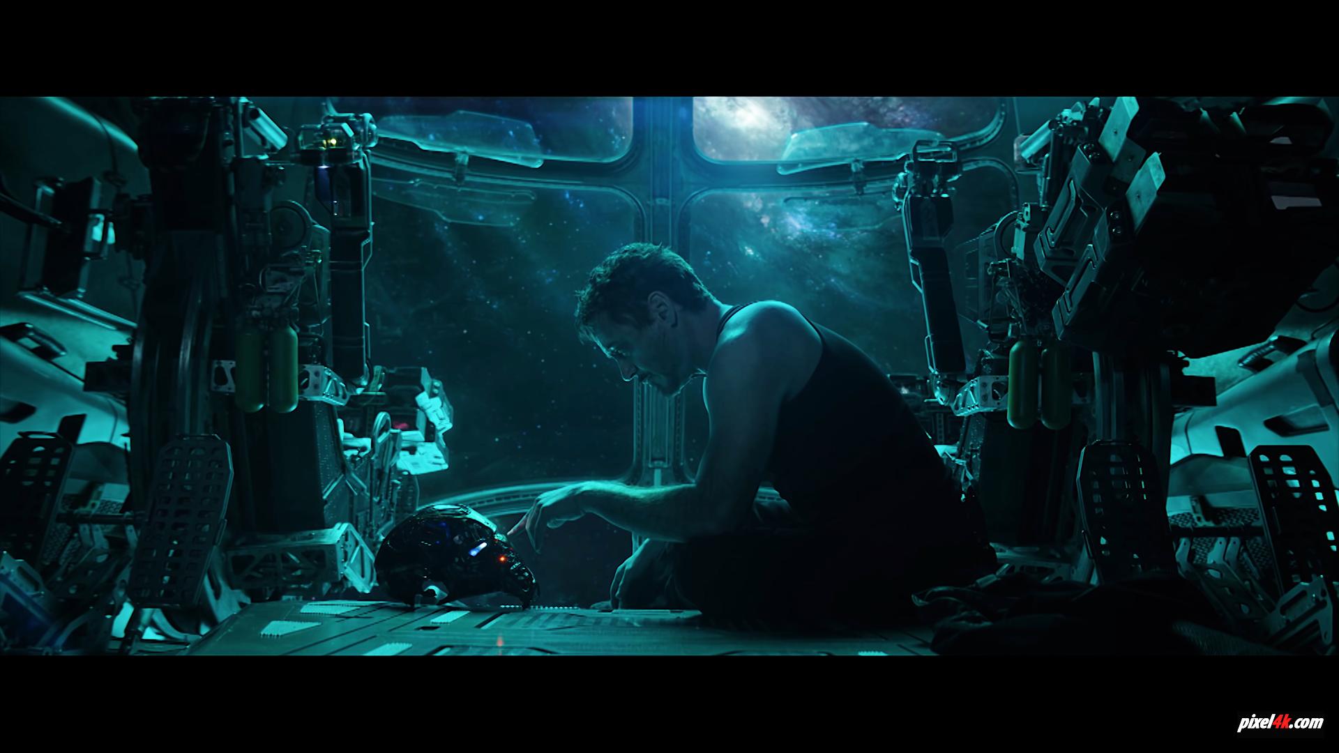 Tony Stark 4k Wallpaper: Avengers 4 End Game Tony Stark HD Wallpapers Avengers End