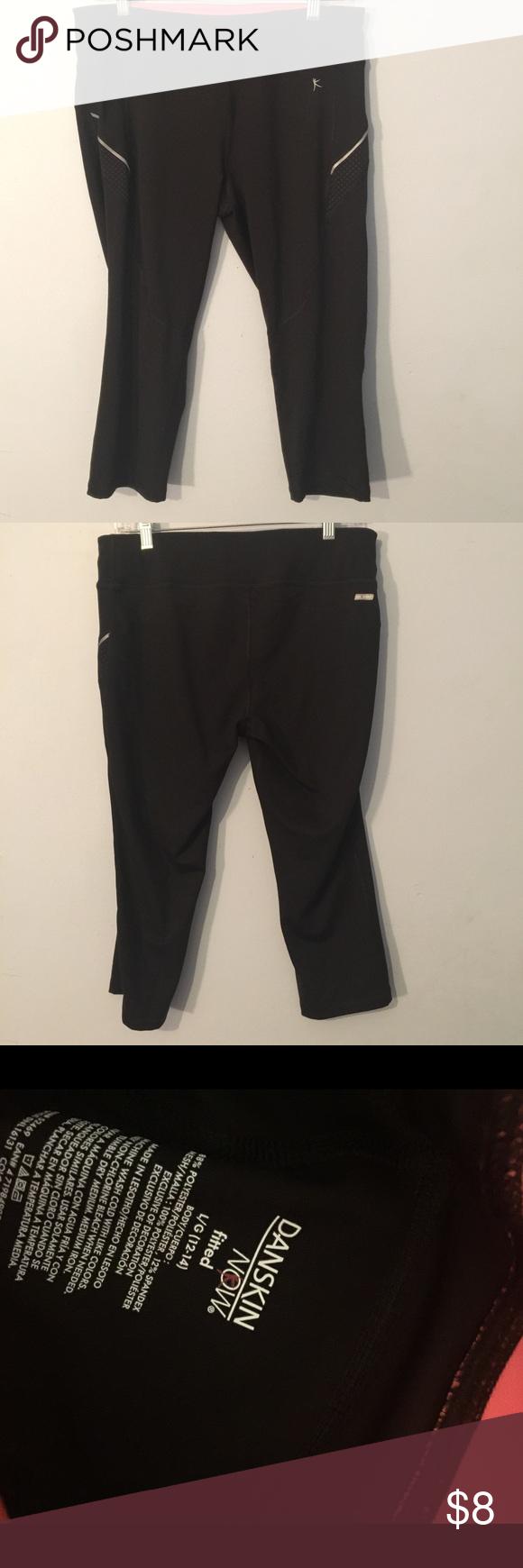 Danskin leggings size L Danskin leggings size L Danskin Pants Track Pants & Joggers