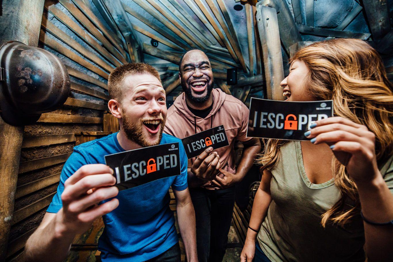Escape Rooms The Escape Game Austin Austin, TX