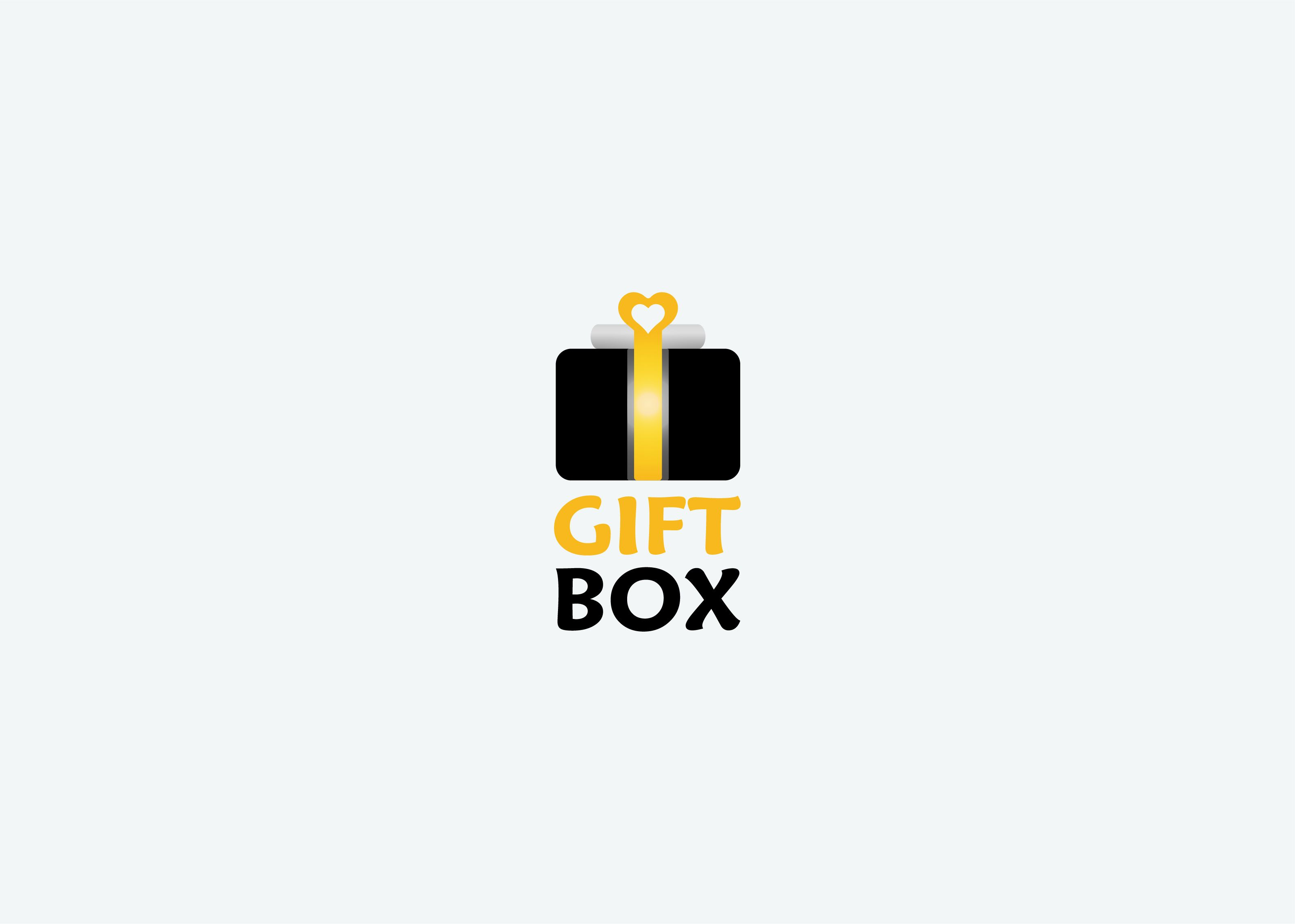 Gift Box Logo Design For Hajj Gifts In 2020 Logo Design Logos Shop Logo