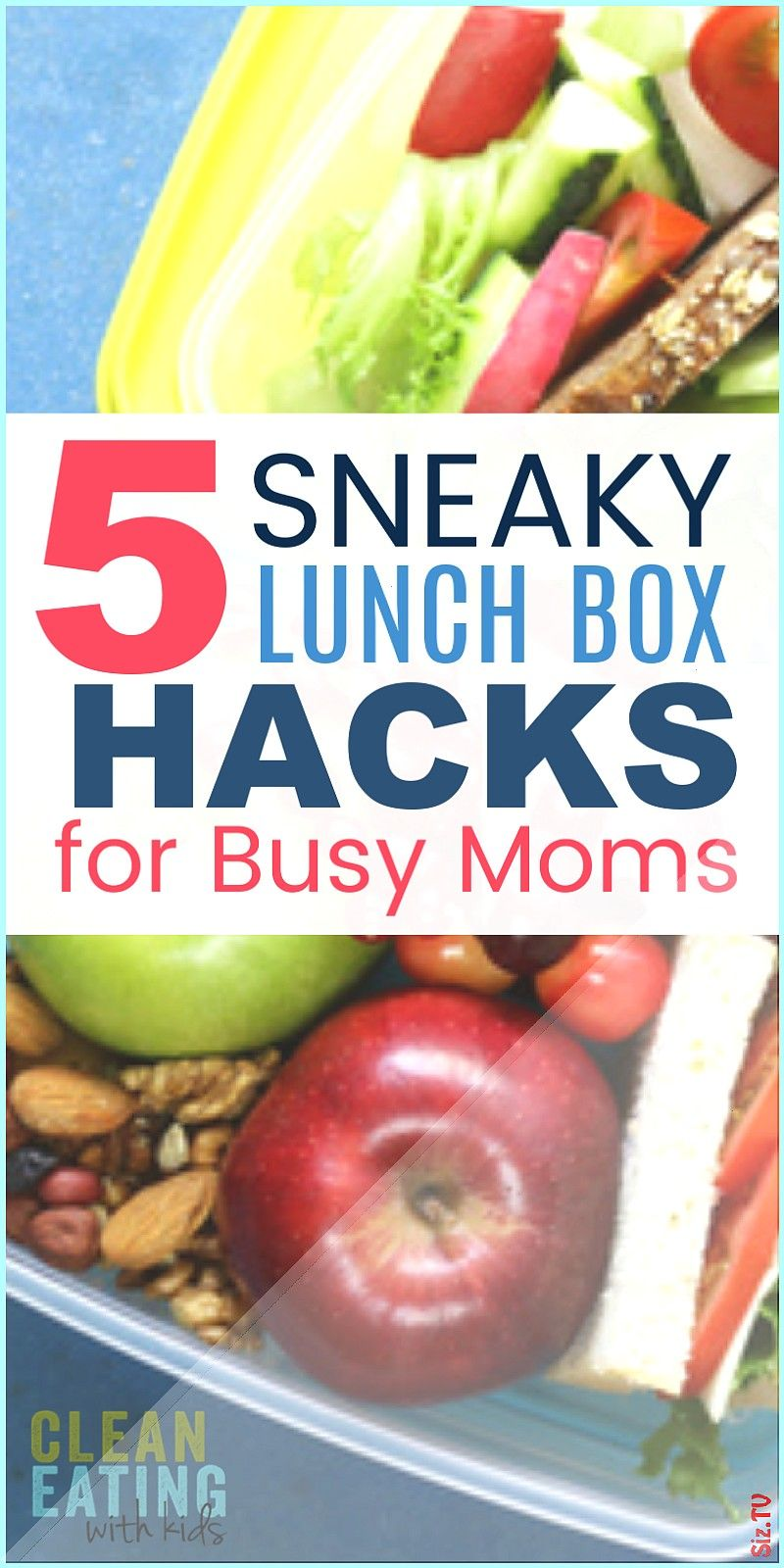 it comes to making school lunches for the sake of our long term sanity here are 5 Hacks to make thi
