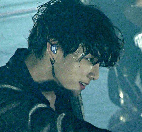 ♡ on Twitter: - Long hair Jungkook ; a thread