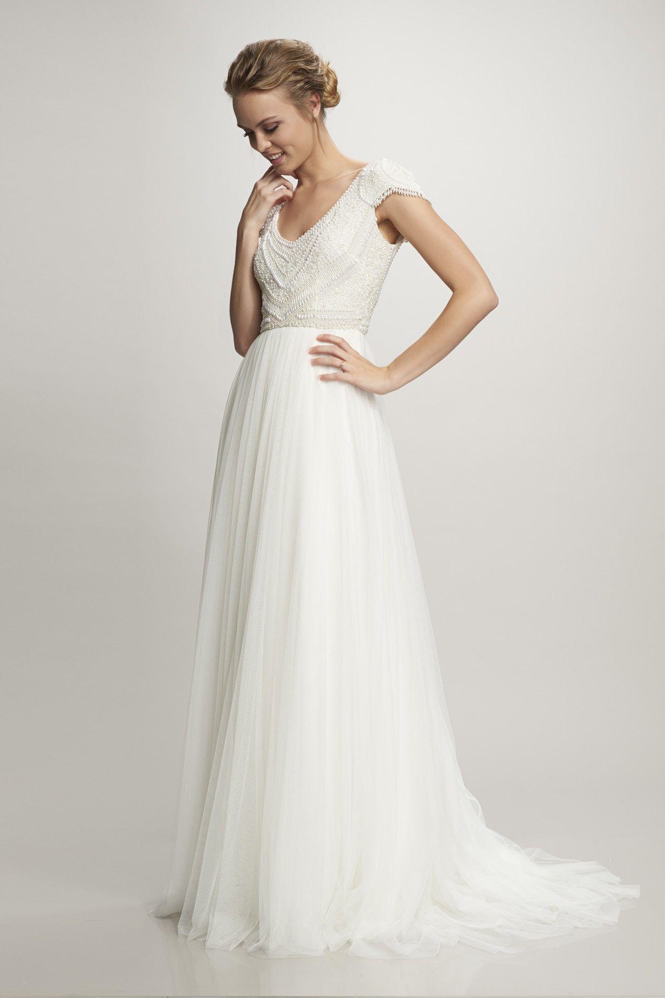 Theia Couture Nima Wedding Dress | wedding dress | Pinterest ...