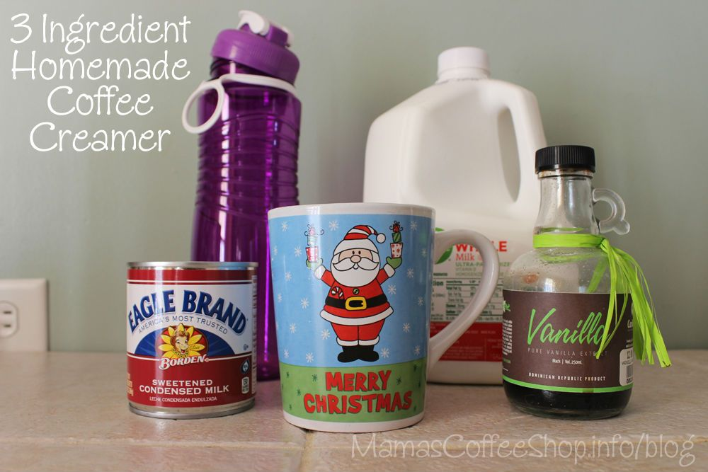 what is a good alternative to coffee creamer