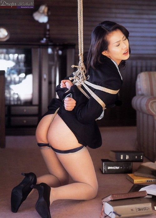 Bondage outdoor picture