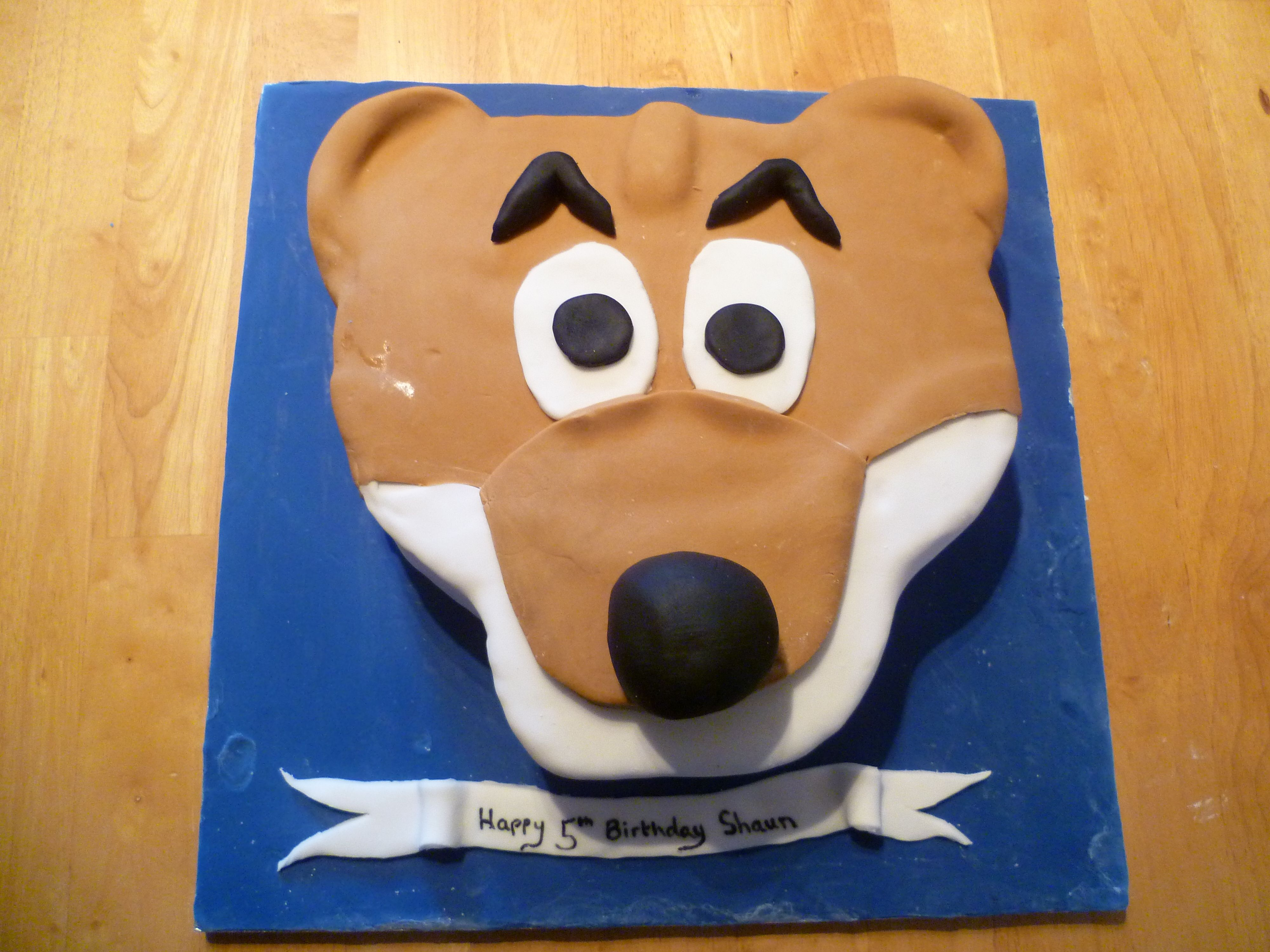 Leicester City Football Club Mascot Filbert Fox Leicester City