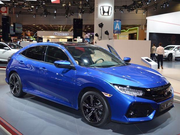 Honda Civic 10. Generation