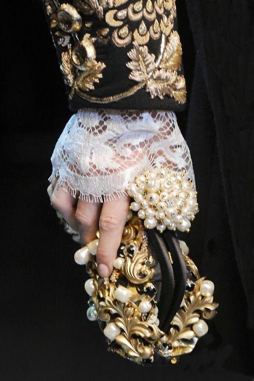Dolce & Gabbana autumn/winter 2012