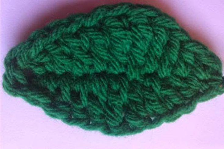 20 Free Crochet Leaf Patterns For Every Season Crochet Leaf