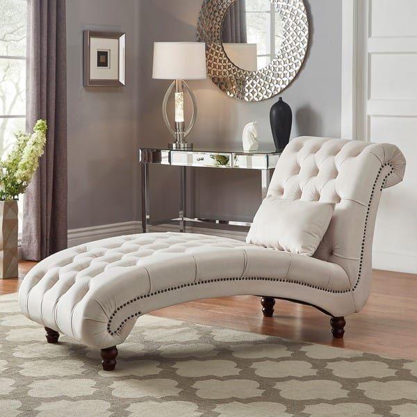 Oversized Tufted Chaise Longue Oversized Chaise Lounge Tufted Chaise Lounge Chaise Lounge Chair