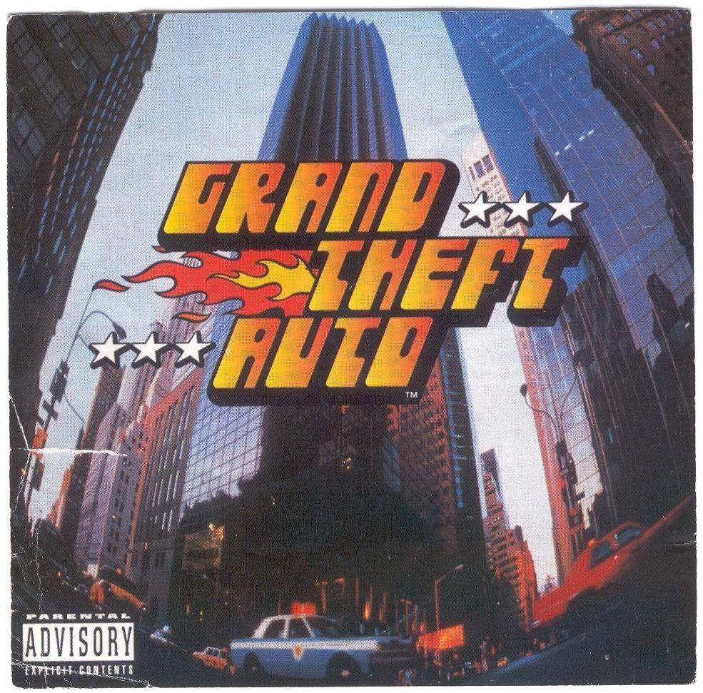 Grand Theft Auto Grand theft auto, Grand theft auto 1, Gta