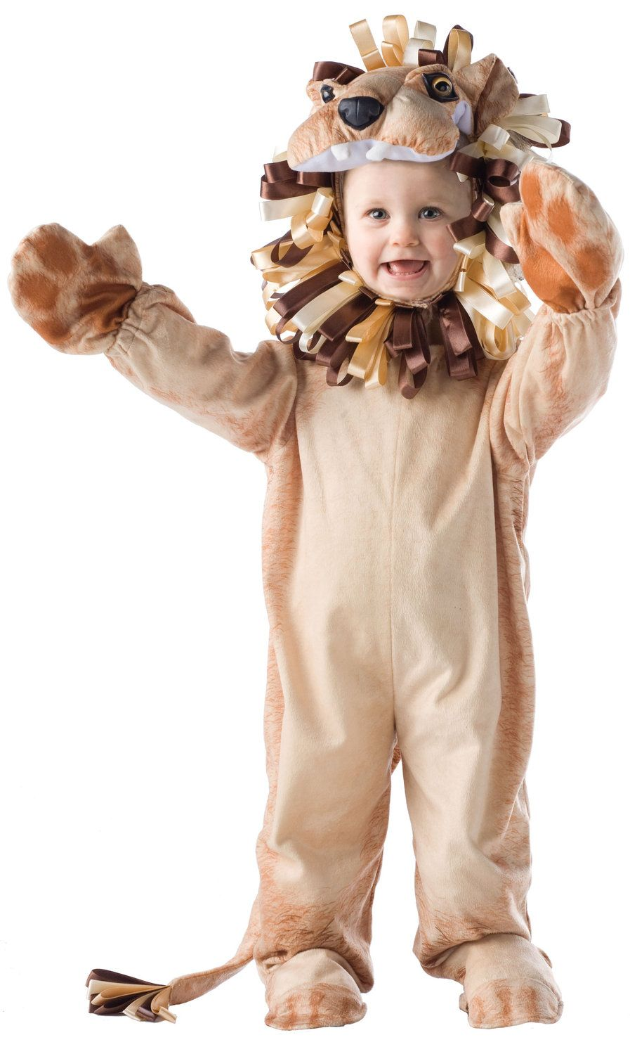 How To Make Lion Costume For Kids Animal Costumes Lion