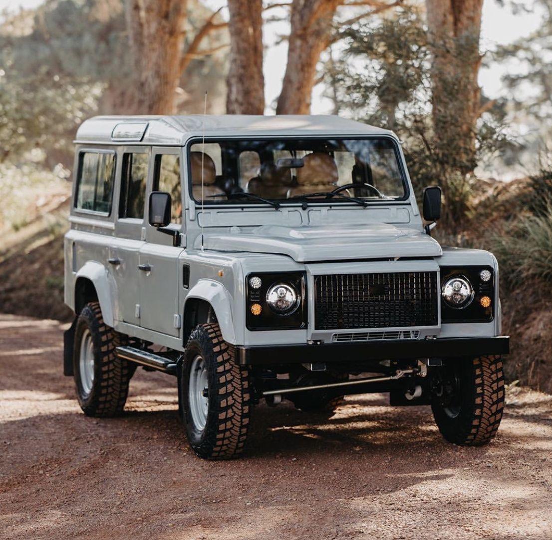 Defender 110 Grey Land Rover Defender Land Rover Defender 110