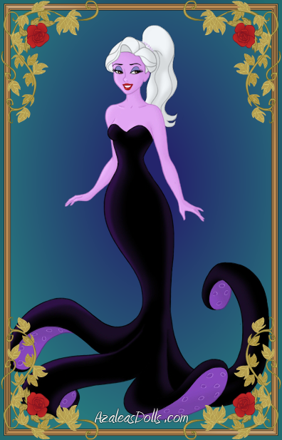 Young Ursula By Shewolfofmn Deviantart Com On Deviantart