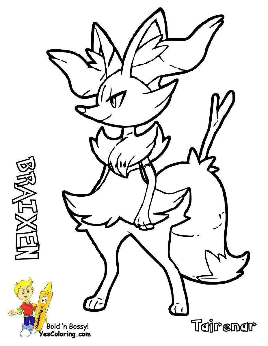 Pokemon Coloring Pages Delphox Through The Thousand Images On Line Concerning Pokemon Coloring Pokemon Coloring Pages Pokemon Coloring Cartoon Coloring Pages