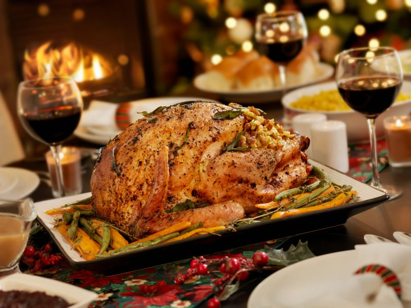 5 Tips for a Healthy Thanksgiving Meal