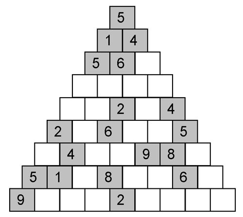 math pyramid   maths  math math addition math worksheets math pyramid  nd grade worksheets nd grade math math addition math
